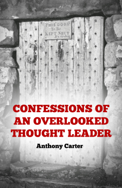 Confessions of an Overlooked Thought Leader